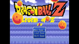 Let's Play: Dragon Ball Z The Legend Of Z Episode 1:The Arival Of Raditz[Blake Playz]
