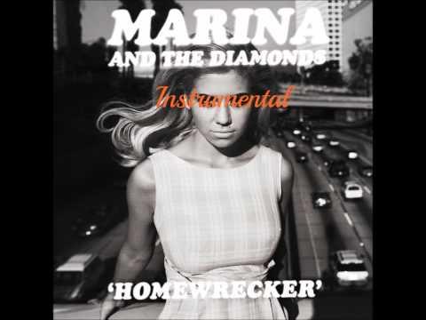 """MARINA   ♡ """"HOMEWRECKER"""" ♡ [Official Instrumental]"""