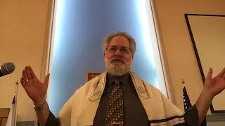 Shabbat Sermon (May 26 2018)