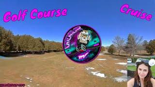 DJI HD FPV Golf Course Cruise
