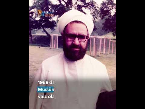 20. Asrın Büyük Din Alimi Ayetullah Mutahhari