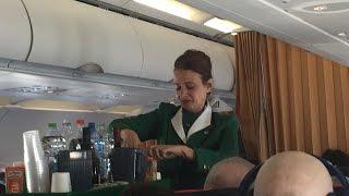 Alitalia Economy Experience