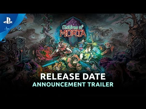 Children of Morta | Release date Announcement Trailer | PS4