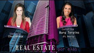 Real Estate por Elas - Carolina Burg Terpins - JFL Realty