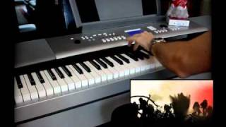 """Video thumbnail of """"Honor - The Pacific Main Theme (Piano cover)"""""""
