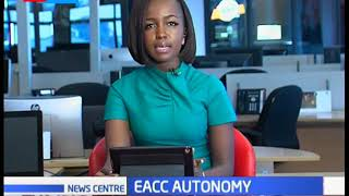 EACC refutes the allegation that it is being used to settle political scores