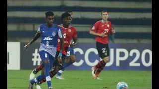 Bengaluru FC Vs Istiklol (AFC Cup 2017: Inter-Zone Final – 2nd Leg)