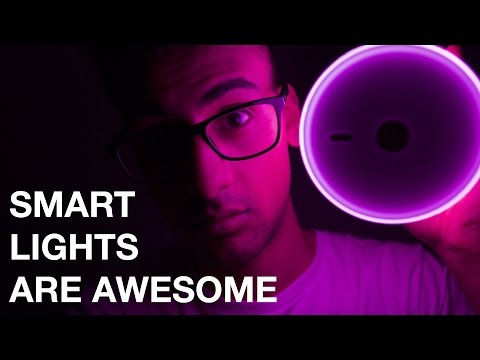 SMART LIGHTS ARE AWESOME! (Xiaomi Smart Lighting Review)