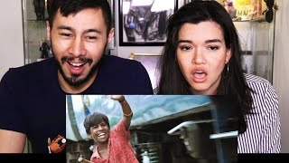 KAAKA MUTTAI trailer reaction review by Jaby & Jenn Cadena!