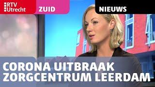 Corona uitbraak in woonzorgcentrum Leerdam [RTV Utrecht]