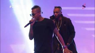 TEKNO PERFORMING 'DIANA' AND 'NATIONAL ANTHEM - 'PANA'' AT SOUNDCITY MVP AWARDS FESTIVAL