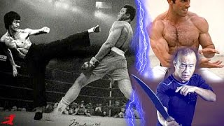 Gambar cover Jeet Kune Do Martial Arts - Bruce Lee's Skilled Fighting & Speed, Intercepting Trap Movements.