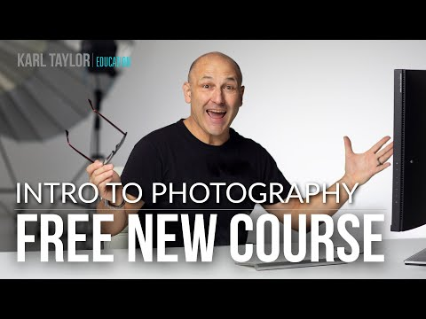 Karl Taylor's FREE Photography Course (NEW for 2020)