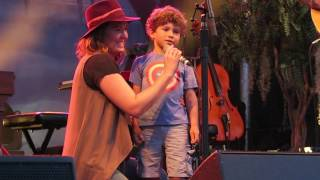 Brandi Carlile - Keep Your Heart Young - The Green at Shelburne Museum - 6/3/16