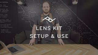 Lens Kit - Setup & Use