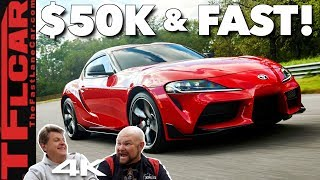 2020 Toyota Supra In Depth Debut! Is it Fantastic or a Flop?