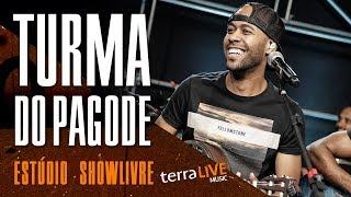 """Se Eu Pudesse""""   Turma Do Pagode No Terra Live Music 2017"""