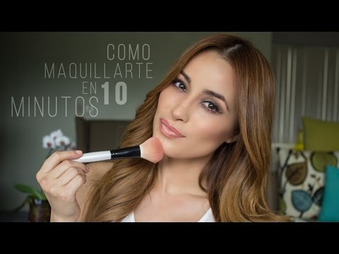 Consejos De Cynthia Rodríguez Para Maquillarte En 10 Minutos