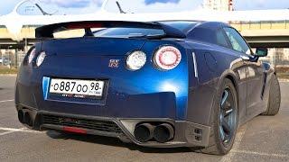GT-R 750hp - авто, в котором не стыдно УМЕРЕТЬ