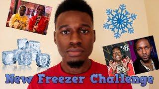 New Freezer Challenge❄️