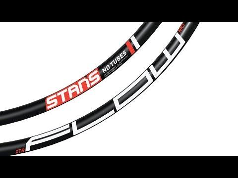 Stan's NoTubes Flow MK3 Wheelset