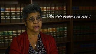 Felicita's Testimonial