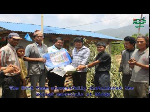 Earthquake Relief: Providing Safe Drinking Water