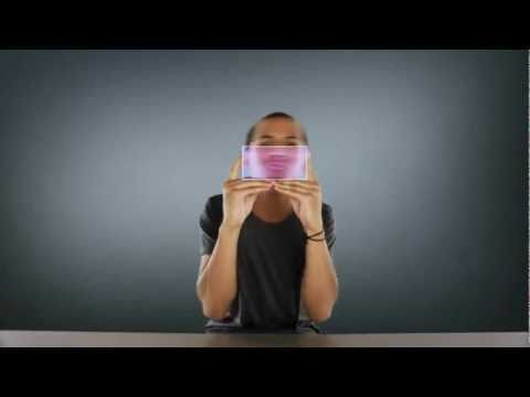 Unleash Your Fingers - Galaxy S2 commercial - VFX added - HD