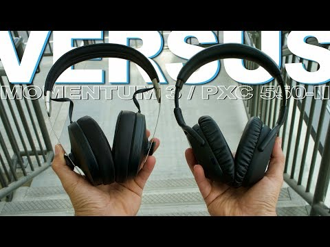 External Review Video fmuyB-w8oKo for Sennheiser PXC 550-II Wireless Headphones