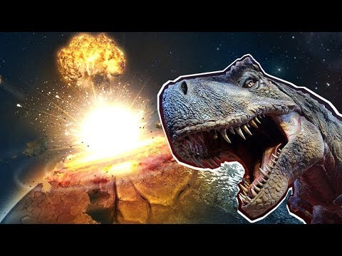 ვერსია დინოზავრების გადაშენების შესახებ