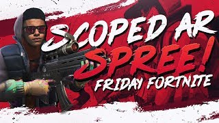 TSM Myth - DESTROYING WITH THE SCOPED AR! ($20,000 Friday Fortnite Tournament)