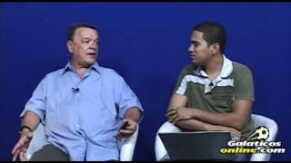 Entrevista com Diretor de Futebol do Vítoria, Beto Silveira, Programa No ângulo