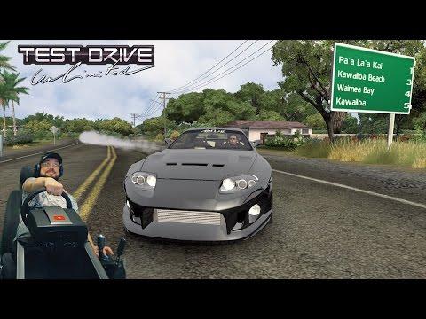900 сильный монстр! - Toyota Supra Limited Edition - Test Drive Unlimited ReincarnaTion Мод онлайн видео