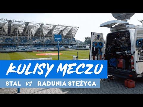 Kulisy meczu 2 ligi: Stal Rzeszów - Radunia Stężyca 1-0 [WIDEO]