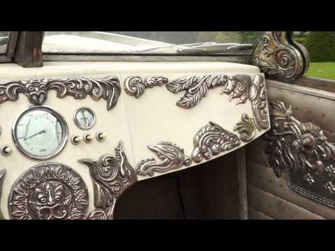 Praktisk Nautilus bil från Ligan Av Extraordinära Gentleman i fullstorlek