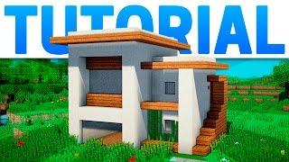 Minecraft pe casas modernas videos for Como hacer una casa moderna y grande en minecraft 1 5 2