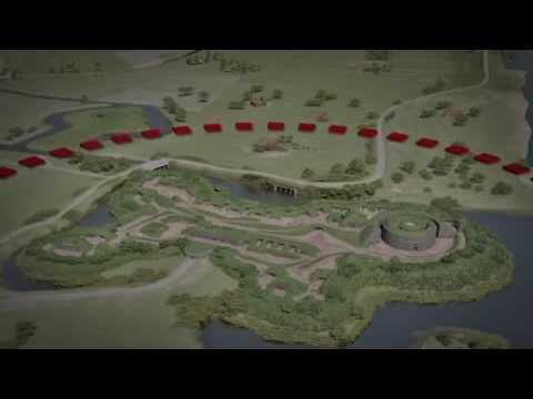 Animatiefilm Hollandse Waterlinie