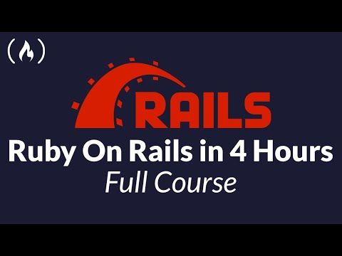 Learn Ruby on Rails - Full Course - YouTube