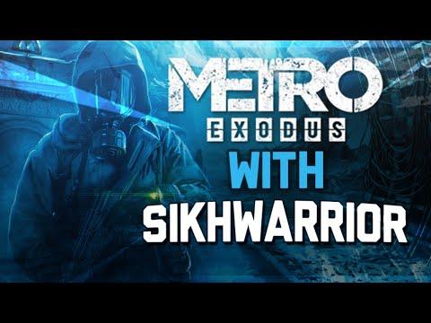 [India] Metro Exodus continues - Looks amazing on RTX 2080Ti