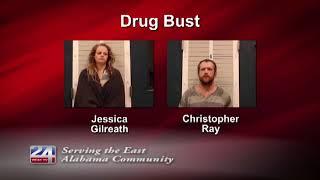 Seizure of Meth Lab in Dekalb County