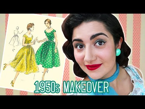 Getting a 1950s Makeover Today