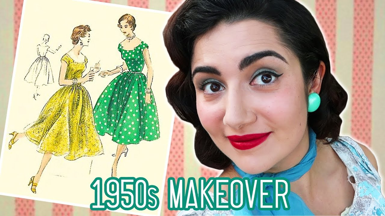 I Got A 1950s Makeover thumbnail