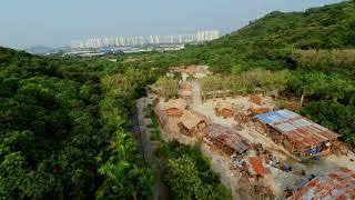 The Ruins Of War In HK ~ HGLRC Rekon5 mini long range FPV (Cinematic FPV video by Insta360 SMO) 4K60