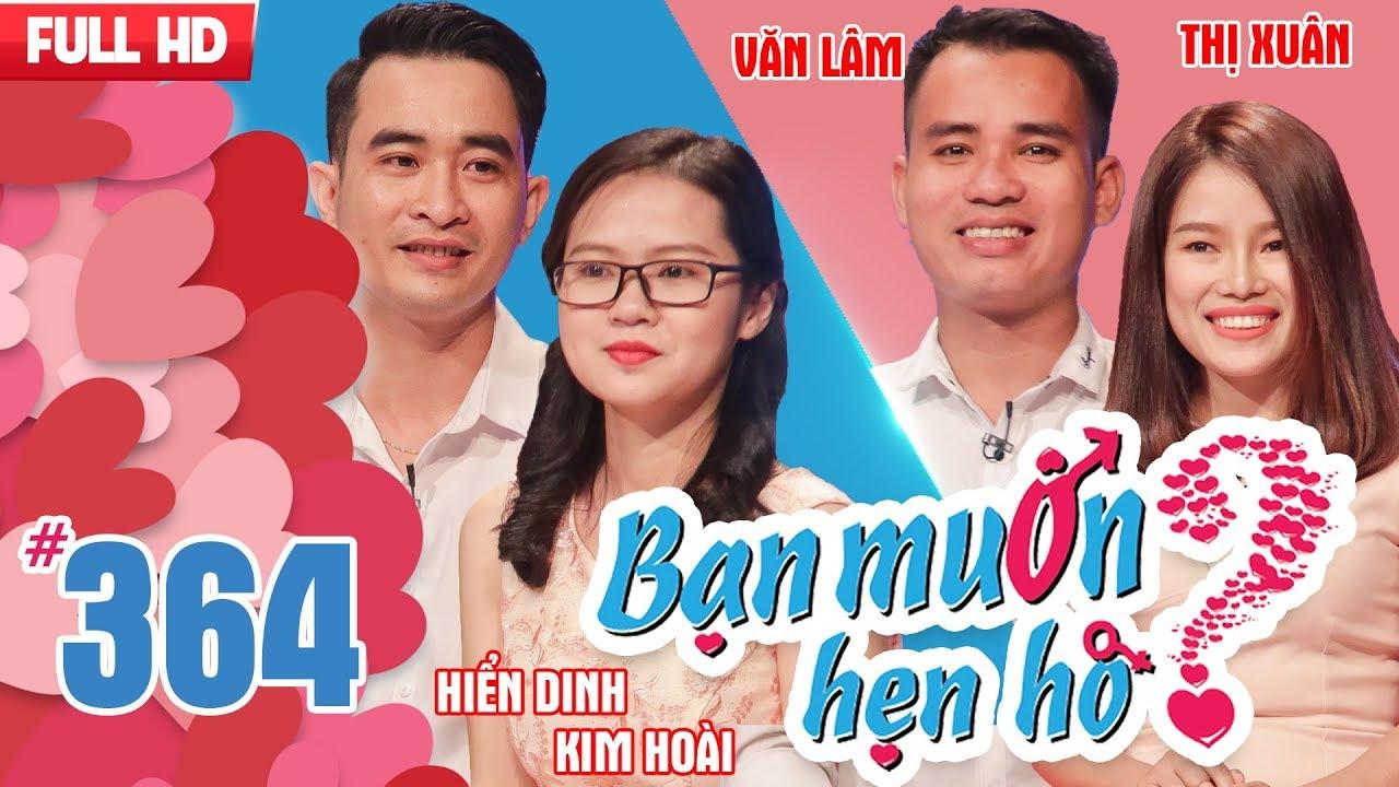 BẠN MUỐN HẸN HÒ #364 | Chàng hai lúa Đồng Nai chinh phục cô gái Thanh Hóa bằng giọng hát ngọt ngào💖