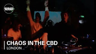 Chaos In The CBD Boiler Room London DJ Set