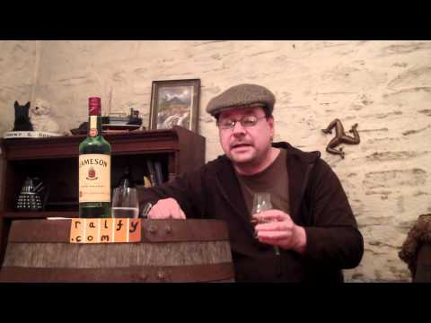 whisky review 192 – Jameson Whiskey