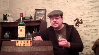 whisky review 192 - Jameson Whiskey