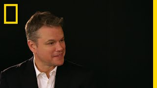 Thumbnail for Exclusive: Matt Damon Gets Emotional About Global Water Crisis   National Geographic