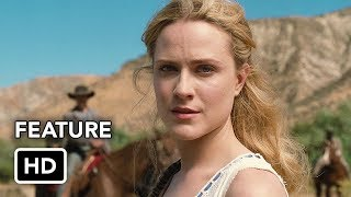 Westworld Season 2 Return to Westworld Featurette