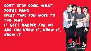 Don't Stop - 5 Seconds of Summer (Lyrics)